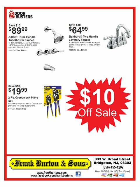 Sept Door Busters
