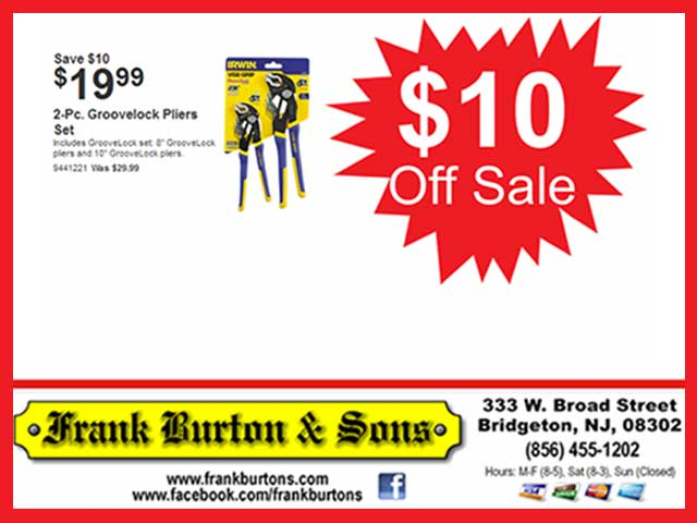 Burton's Sept Door Busters