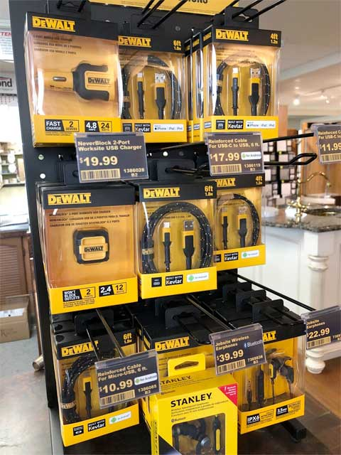 Heavy Duty Cell phone Accessories from DEWALT!