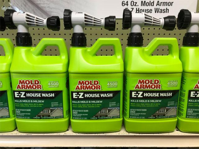 Mold Armor House Wash